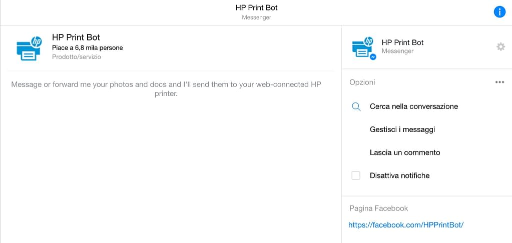 HP-bot-servizio