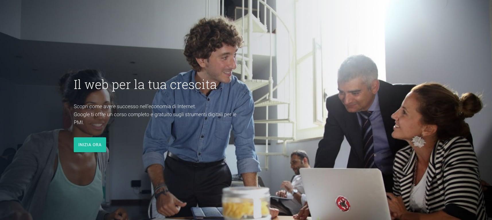 """corso gratuito: Google presenta """"Made in Italy - Eccellenze in Digitale"""""""