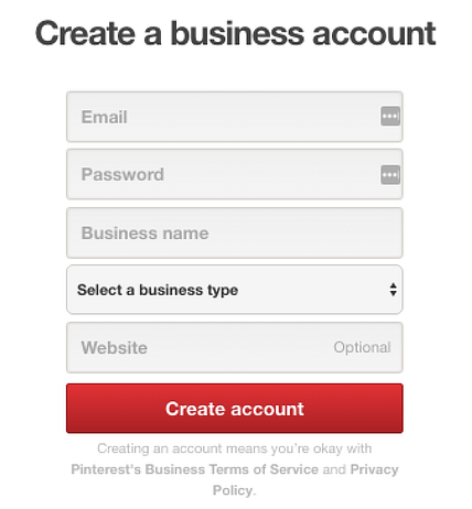 pinterest-business-account